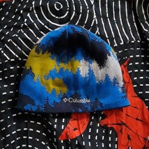 COLUMBIA youth reversible beanie